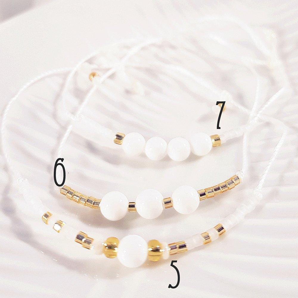 Bracelet Bénitier - 5 à 7 - La Géante