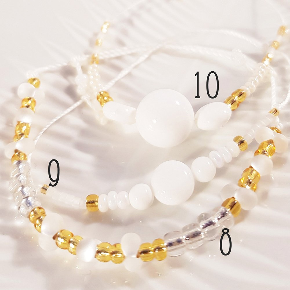 Bracelet Bénitier - 8 à 10 - La Géante