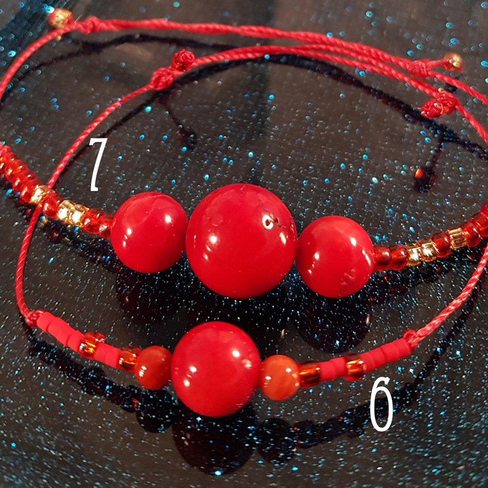 Bracelet Bambou de mer - 6 & 7 - La Géante
