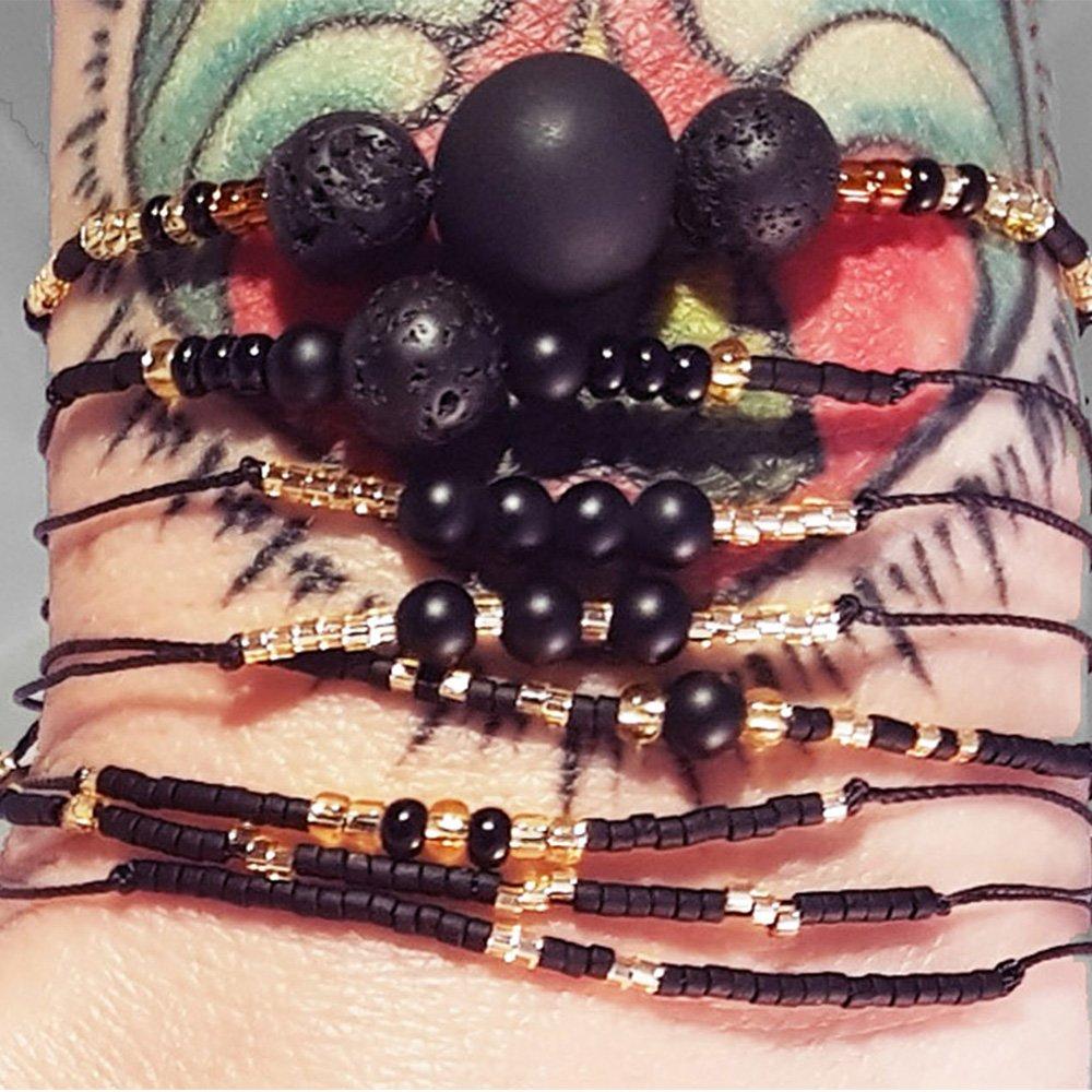 Bracelet Onyx - La Géante
