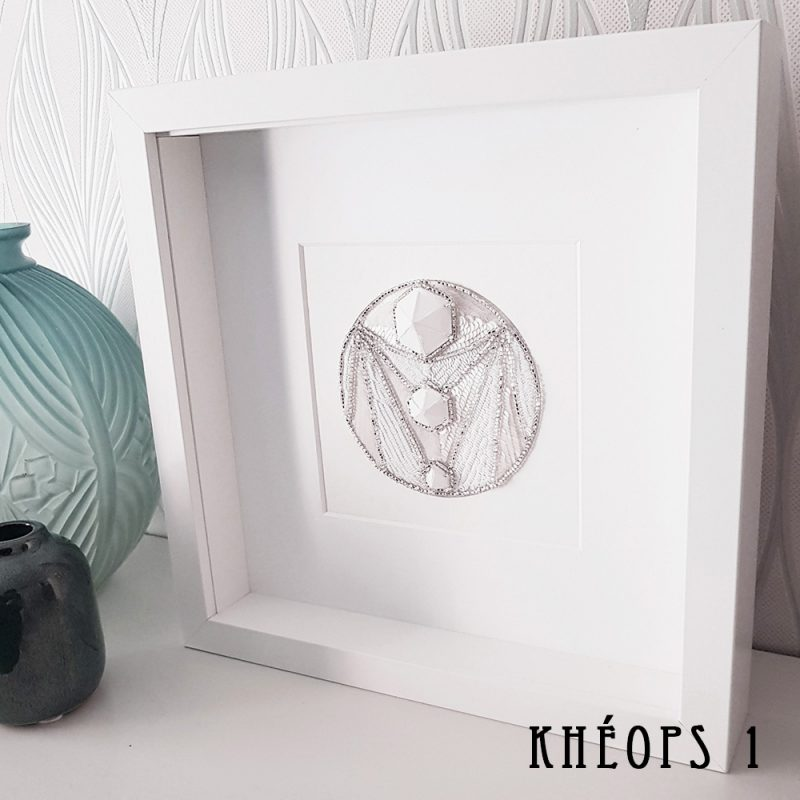 Tableau Kheops 1 - La Géante